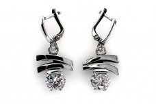 Earrings with Cubic Zirconia A3281350770
