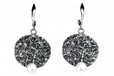 Auskarai su kultivuotais perlais A1692300860