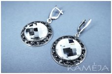 Earrings with Swarovski Crystal A1802301420