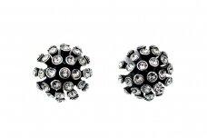 Dandelion Earrings with Swarovski Crystal A3397401070