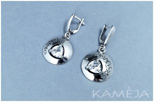 Earrings with Cubic Zirconia A2910350700