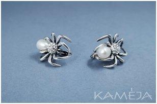 """Earrings """"Spiders"""""""