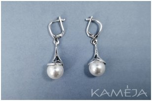Earrings with Swarovski Crystal Pearl A1880M350550
