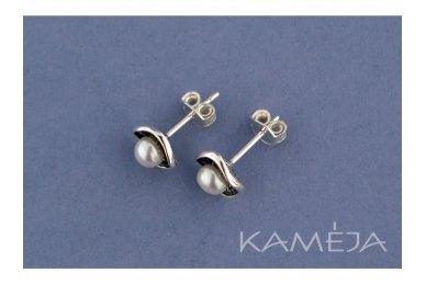 Auskarai su kultivuotais perlais A2230400170 2