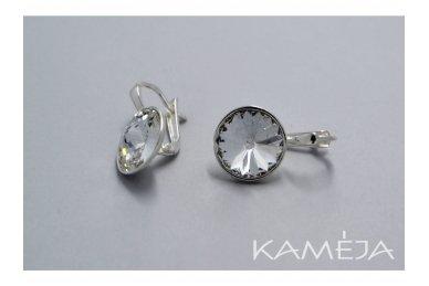 Auskarai su Swarovski kristalais A2295400470