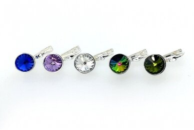 Auskarai su Swarovski kristalais A2295500290 3