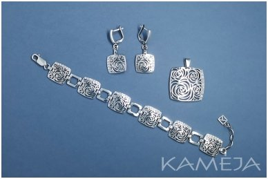 Earrings with Swarovski Crystal A3052500400 3