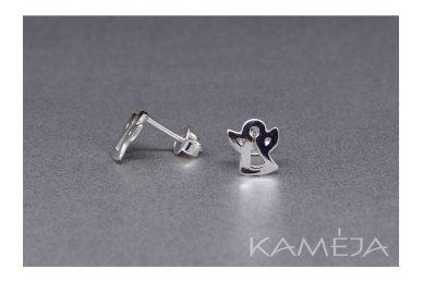 Sterling Silver Earrings A2818500100 2