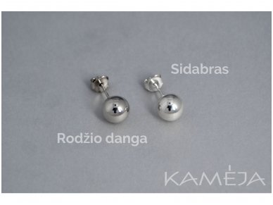 Ball Earrings 2