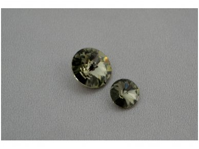 Auskarai su Swarovski kristalais A2713350740 6