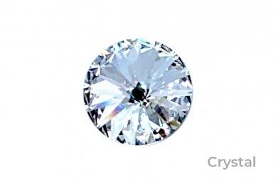 Auskarai su Swarovski kristalais A2713350550