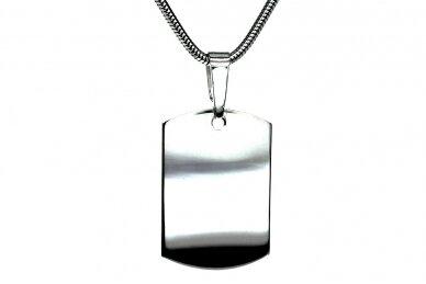 Kariška sidabrinė plokštelė 3