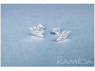 Origami Cat Earrings A2735400080