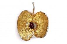 Sidabrinė sagė - obuolys SA218352050