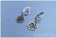Sterling Silver Earrings A1834350350