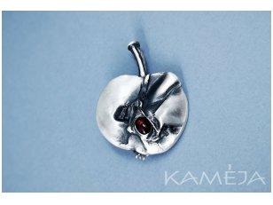 Silver Brooch SA357401150
