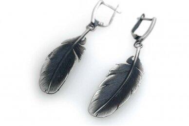 Sidabrinės plunksnos A3144400590 3