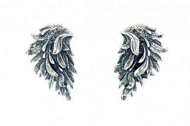 Sidabriniai angelo sparnai A3013301030