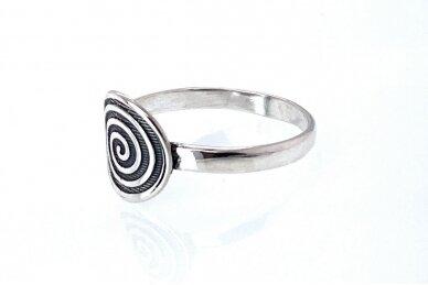 Sidabrinis žiedas Z1924400170 2
