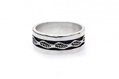 Sidabrinis žiedas Z2032300680 2