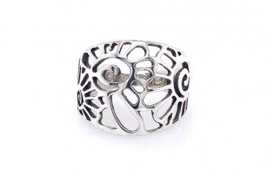 Sidabrinis žiedas Z2057350420