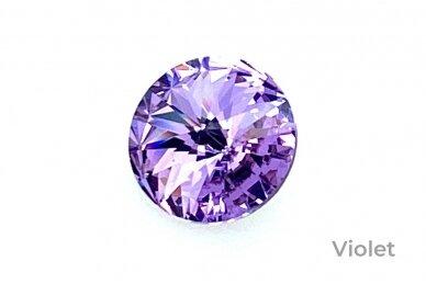 Auskarai su Swarovski kristalais A2295500290 8