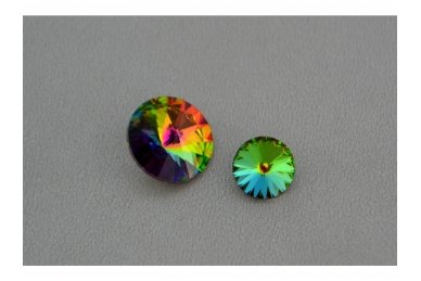 Auskarai su Swarovski kristalais A2713350770 8