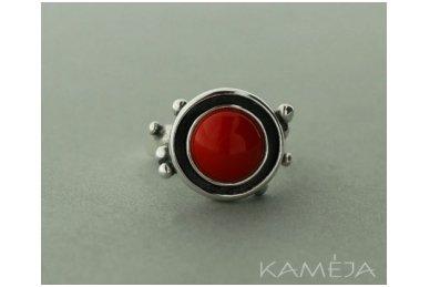 Sidabrinis žiedas Z1236300710 2