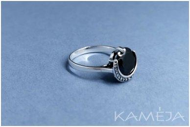 Žiedas su cirkoniu Z1316350320 10