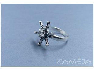 Ring with Cubic Zirconia Z1871400260 (Kopija)