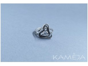 Ring with Cubic Zirconia Z1394350300