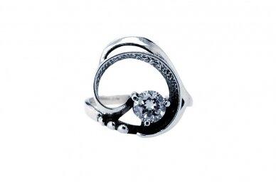 Žiedai su cirkoniais Z1405350320
