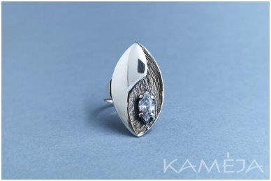 Žiedas su cirkoniu Z1279300760
