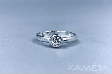 Žiedas su cirkoniu Z1872400200