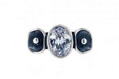 Žiedas su cirkoniu Z2083400350 2