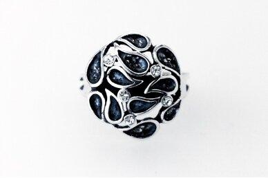 Žiedas su Swarovski krištolu Z2093400340 2