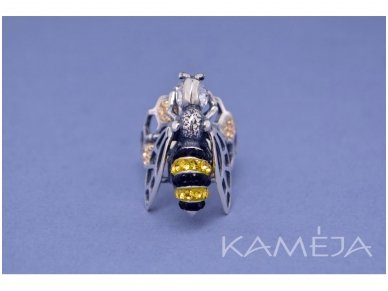 Ring with Swarovski Crystal Z1569601050 2